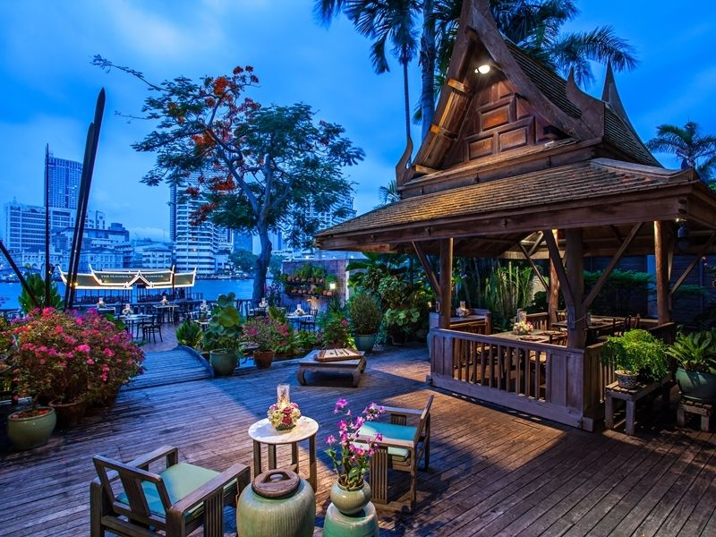 Photo of The Peninsula Bangkok, thailand
