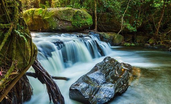 Tour Highlights for Angkor and Kulen Mountain Trek Spectacular