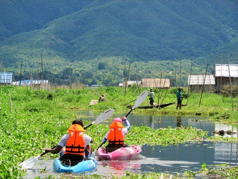 Photo of Family Multi, Activity Adventure, Myanmar