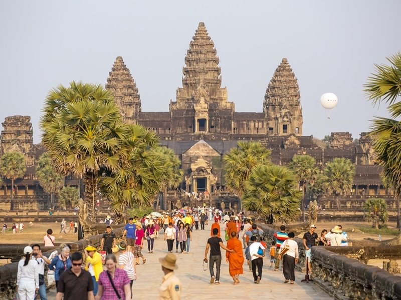 Photo of Angkor and Kulen Mountain Trek Spectacular