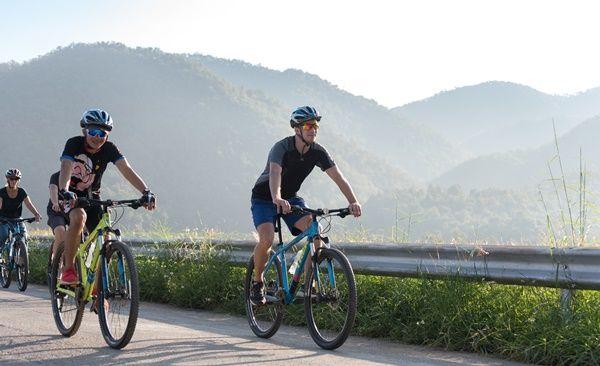Tour Highlights for Cycling - Chiang Mai to Bangkok