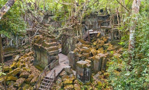 Tour Highlights for Multisport, Angkor Hike & Bike