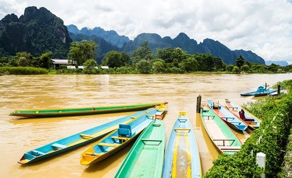 Tour Highlights for Multisport - Defying The Cliffs in Vang Vieng