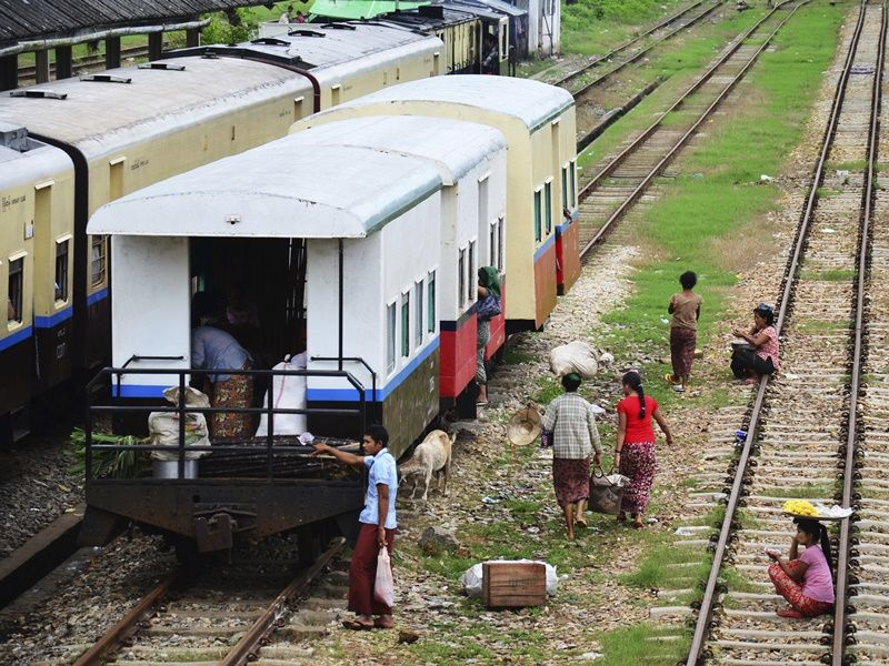 Photo of Myanmar Planes, Trains, Bikes and Boats, Myanmar