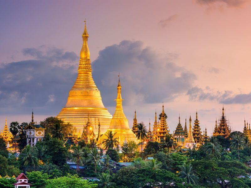 Photo of Seventh Heaven, Honeymoon in Myanmar, Myanmar