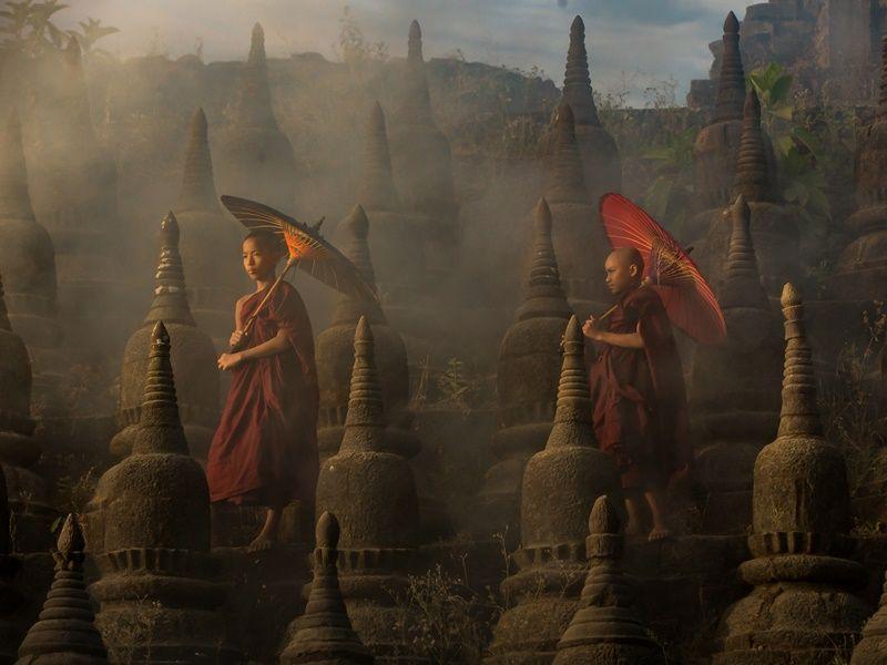 Photo of The Lost City of Mrauk U, Myanmar