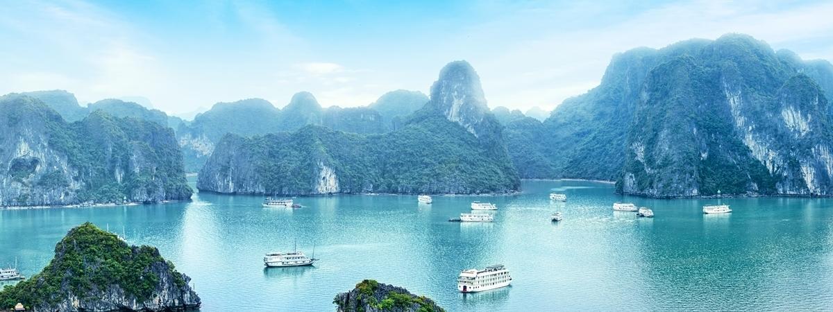 Vietnam & Myanmar Contrasts