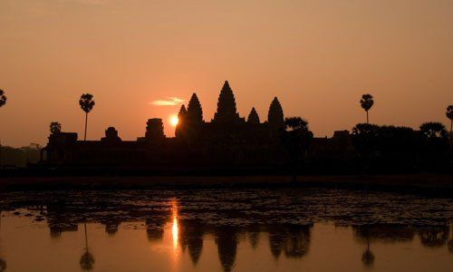 Photo of Cycling, Siem Reap Adventure, Cambodia