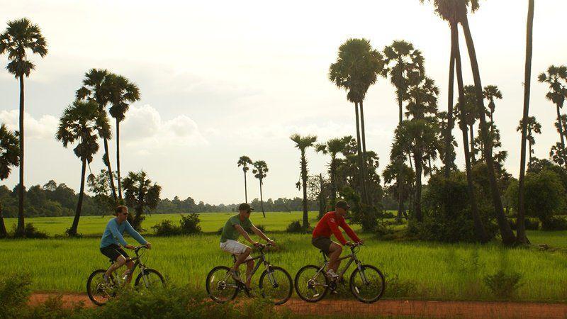 Photo of Easy Angkor Cycling Adventure, Cambodia