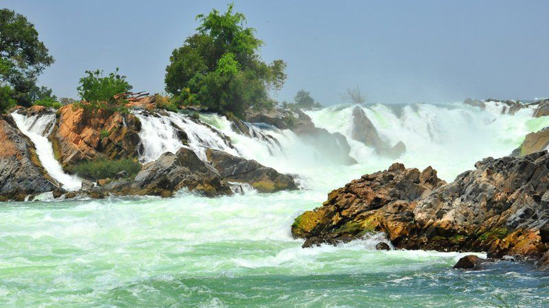 Photo of Laos from South to North, Laos