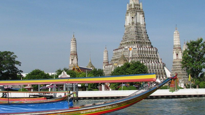 Photo of Colorful Capitals, Laos Thailand Cambodia Multi-Country