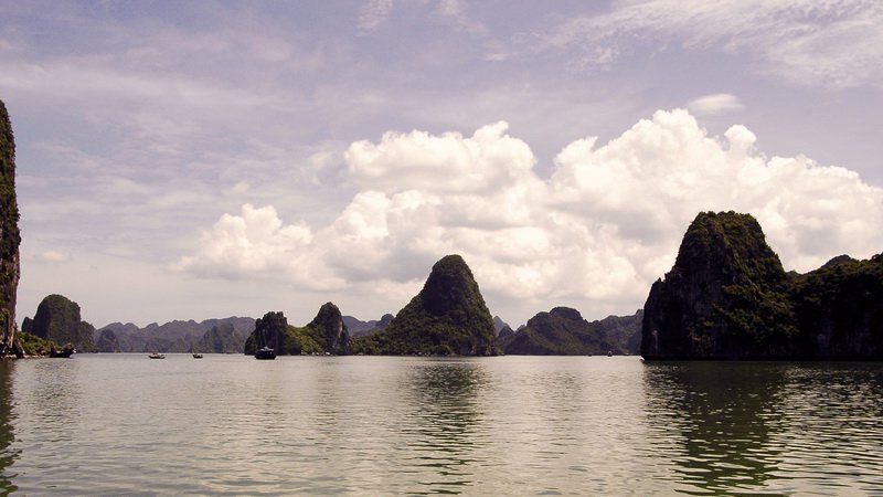 Photo of Overnight Boat Cruise on Halong Bay, Vietnam