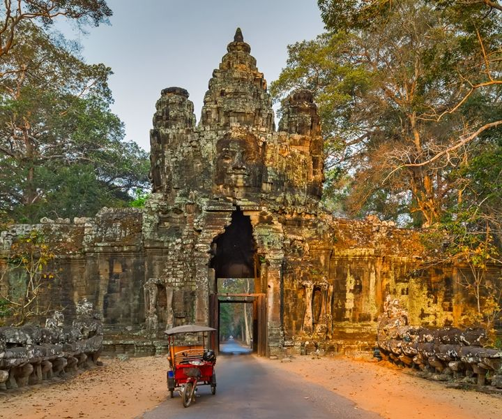 Photo of Family and Friends Incredible Cambodia Adventure