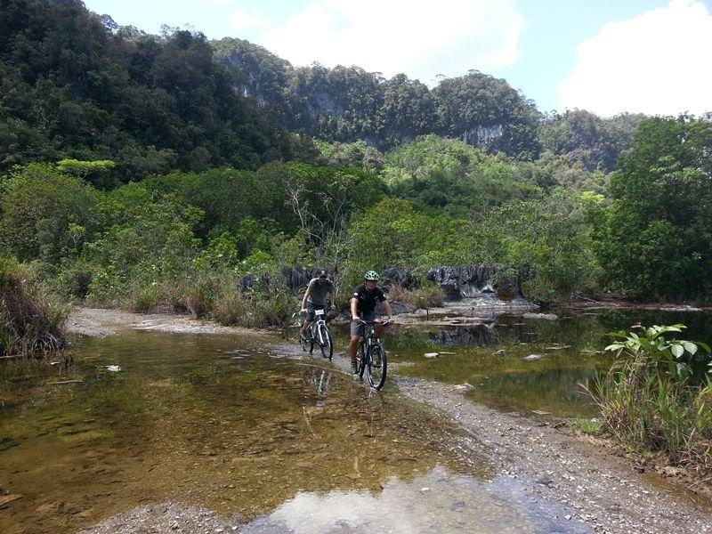 Photo of Cycling The Headhunters Heartland